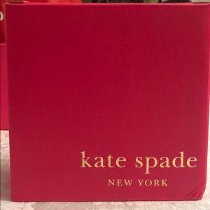 kate spade Dining - Kate Spade Fairmount Park Salt and Pepper Shakers